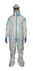 Tynor Personal Protective Equipment Kit Eco Fabric (Ppe3)-Small
