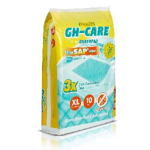 Gh-Care Underpad Size Xl 60x90 Cm