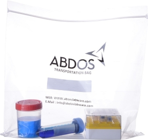 Abdos Resealable Bag With Zip Lock U40110