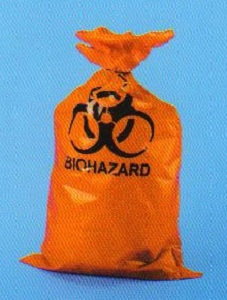 Tarson Autoclavable Biohazard Bag 550014