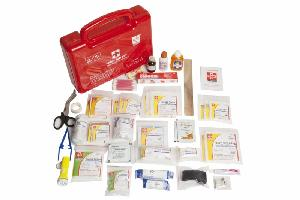 St. Johns First Aid Kit Medium Workplace Kit First Aid Kit Gwt Pm1