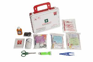 St. Johns First Aid Kit Medium Workplace Kit First Aid Kit Gwt Pm2