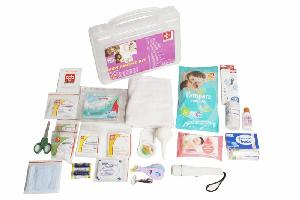 St. Johns First Aid Kit Medium New Parent Kit First Aid Kit Gwt Np