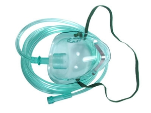 Resuscitations Pediatric Oxygen Mask