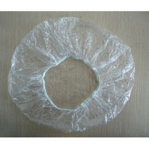 Z Plus 21 Inch Transparent Shower Cap