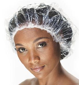 Axtry Disposable Plastic Shower Cap Shower_Cap_100