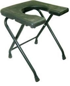 Albio Universal Size U Cut Commode Stool Wa-32