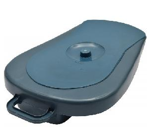 Maxlife Plastic Bed Pan For The Toileting Of A Bedridden Patient