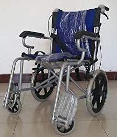 Hhw Ml 803 Folding Wheelchair