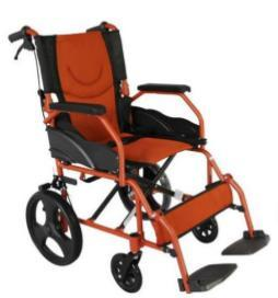 Karma Premium Wheel Chair Aurora 5