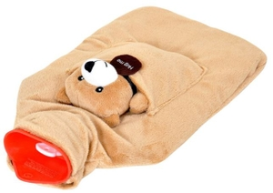 Equinox Teddy Bear Cover Hot Water Bottle Eq-Ht 03 T