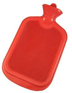 Safeshield Red Hot Water Bottle