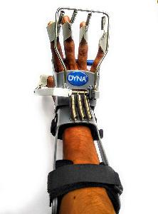 Dyna Dynamic Cock Up Wrist Brace(With Finger Extension Assist)-Size 2