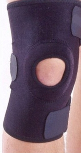 Vkare Knee Brace Open Patella Neoprene Type Large Size Vkb0063