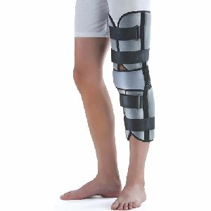 Dyna Innolife Knee Immobiliser Long-Grey-Xx-Large