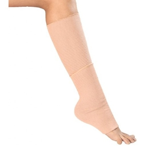 Flamingo Medium Tubular Support Below Knee Oc 2057