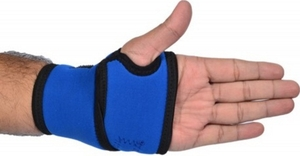 Vkare Blue Thumb & Wrist Support Binder Type Vkb0106
