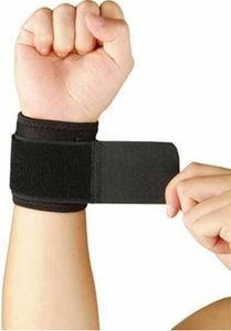 Vkare Black Wrist Support Binder Type Vkb0067