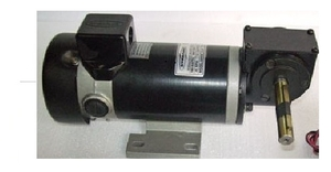 Dynaflux   Geared Dc Motor (Output Power - 0.25 Hp) - Foot Mounted 180 Rpm
