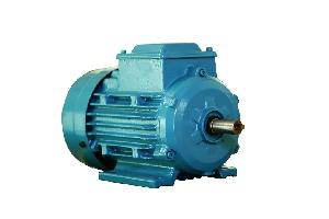 Abb Ie3, 3 Phase,0.55 Kw, 0.75 Hp, 415 V, 4 Pole, Foot Mounted, Cast Iron Induction Motor