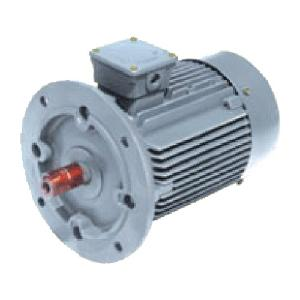 Crompton 3 Phase 1.5 Hp 2 Pole  Flange Mounted Induction Motor Ie2