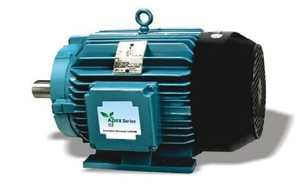 Crompton 3 Phase 0.5 Hp 2 Pole Foot Mounted Induction Motor Eff2