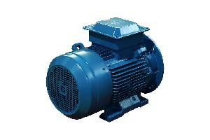 Abb Ie3, 3 Phase,0.55 Kw, 0.75 Hp, 415 V, 4 Pole, Foot Cum Flange Mounted, Cast Iron Induction Motor