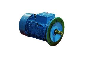 Abb Ie2, 3 Phase, 0.55 Kw, 0.75 Hp, 415 V, 4 Pole, Flange Mounted, Cast Iron Induction Motor