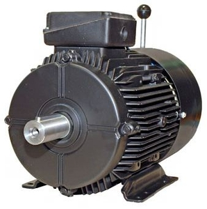 Crompton 3 Phase 8 Pole 1.5 Hp S4 Brake Duty Motor