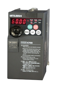 Mitsubishi 3 Phase 7.5 Hp Variable Frequency Drive Fr-E740-120-Ec