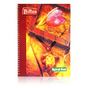 Bitto Spiral Diary Pad