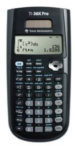 Texas Instruments Ti - 36x Pro. Scientific Calculator