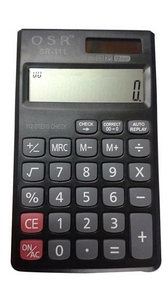 Osr Sr-111 Basic Calculator