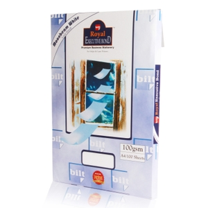 Bilt Royal Executive Bond Paper Moonbeam A4 100gsm