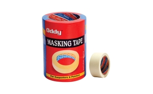 Oddy Mt-72-30 (Width 72mm) Adhesive Masking Tape