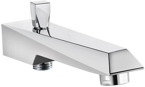 Hindware Oros Bath Spout With Tip Ton - F350008