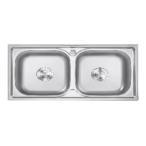 Elentiq Kitchen Sink Double Bowl Ts-11550
