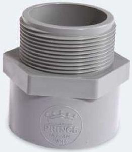 Prince M T A Pipe Fitting Injection Moulded Size - 40