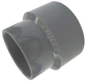 Prince Reducer Pipe Fitting Injection Moulded Size - 110x90