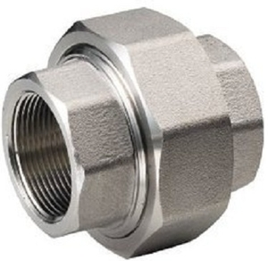 Lintas 3/4 Inch Stainless Steel F/F Union