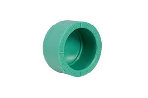Prince Greenfit Pp-R End Cap - 63 Mm
