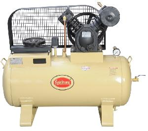 Rajdhani 240 Ltr Two Stage Air Compressor Rmt-42a