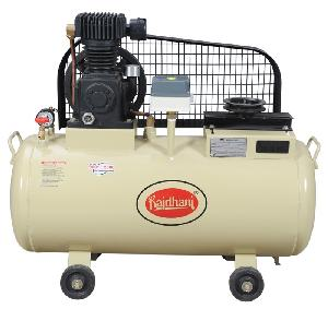 Rajdhani 105 Ltr Single Stage American Type Air Compressor Rm-4b