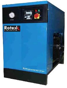 Roteck Rd-100b Capacity 406 3 Phase Refrigerated Dryer High Temperature Type Standard