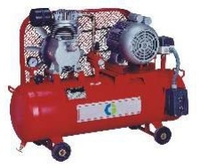 Crompton Air Tank Compressor (Capacity 160 Ltr.) 22160tc2