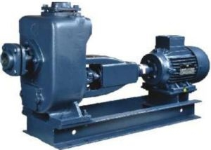 Crompton 1455 Rpm Dewatering Coupled With Motor Pump Dws10