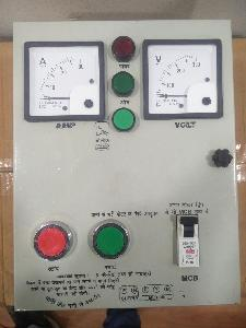 Mxvolt Heavy Duty Single Phase Control Panel 1.5 Hp