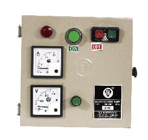 Sj 9-14a Range 2 Hp Single Phase Motor Control Panel - P57