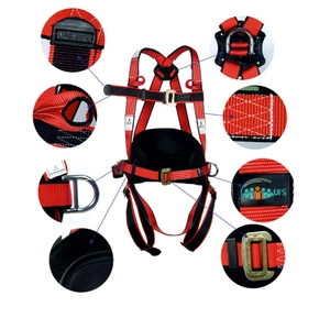 Ufs Full Body Harness Without Lanyard Usp 116