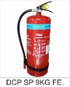 Intime 9kg Abc Dry Chemical Powder (Map 50%) Fire Extinguisher Std9-50